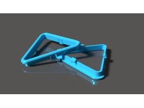 Triangular cover for theTatara frame