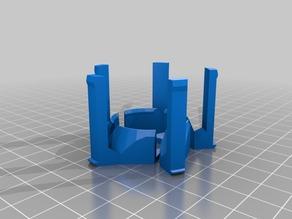 1.75 materials 3d Filament Spool Hub