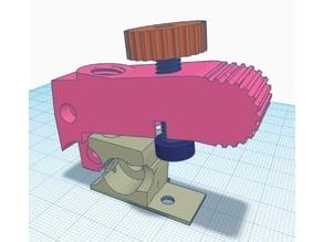 Anet A6 : Feeder improvement for flexible filament