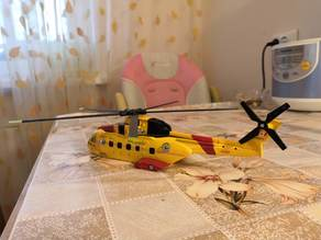 Toy Helicopter spare parts