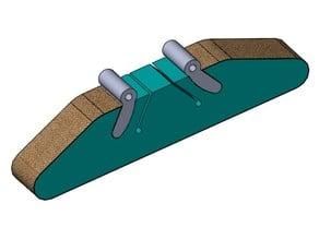 Sandpaper holders