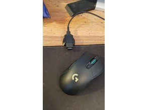 Logitech G703/G903 wireless adaptor holder