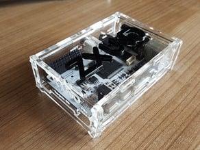Caja Transparente para ZX-UNO 4.1 por @ v1.03 + Versión con tapa y expansión v1.05