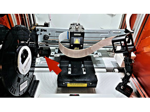 Height sensor switch riser for DaVinci Jr 1.0 3D printer