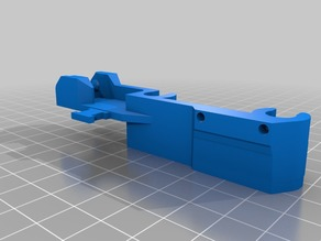 HTA3D SE X axis endstop extended