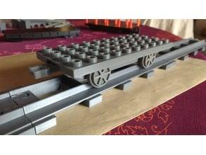 Lego duplo wagon long 10x4