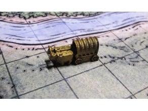 Map Token: Merchant Wagon