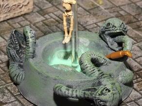 Serpent Cauldron
