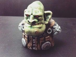 Goblin Junk Merchant Bust