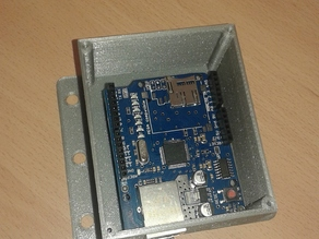 Case for Arduino UNO +W5100