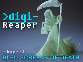 Digi-Reaper(blue screen of death)