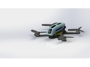 Racer Drone 160mm