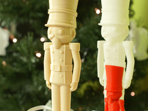 Dream 3D Christmas Nutcracker