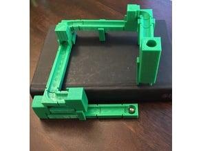 Customizable modular marble track / Desk toy