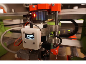Rpm counter for root2cnc