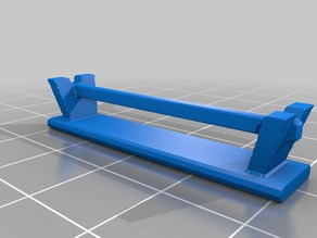 Simple Tavern Bench 28mm for Openforge