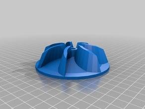 Vacuum Cleaner Impeller Fan