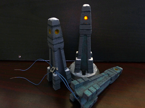 Targa Pylon