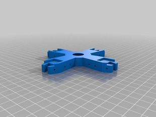 Adjustable, Fully Printable, Loose Filament-o-matic! **Version 3.0**