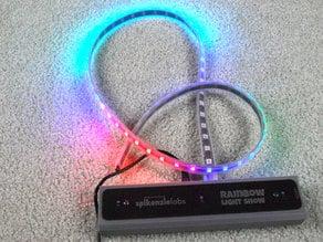Rainbow Light Show Enclosure