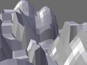Mountain Game Board