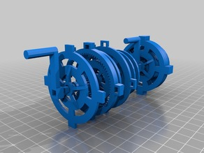Single Planetary Gear System