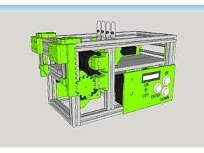 Automatic Webbing Cutter