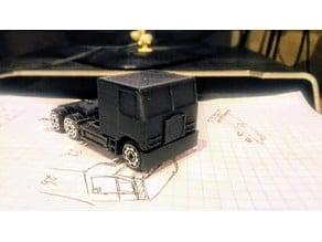 Semi truck 1/64 scale
