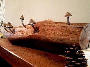 mushroom peg