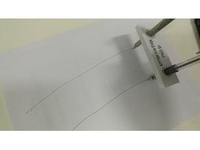 HO/H0 Scale Road Pen Holder