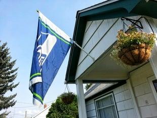 "1"" Flag Pole Mount"
