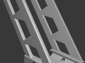 Scope rail