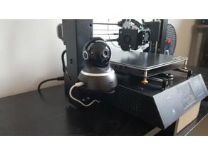 YI IP camera mounting for Anycubic i3 Mega