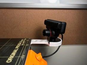 Playstation Eye Camera mount for Prusa i3 Mk2