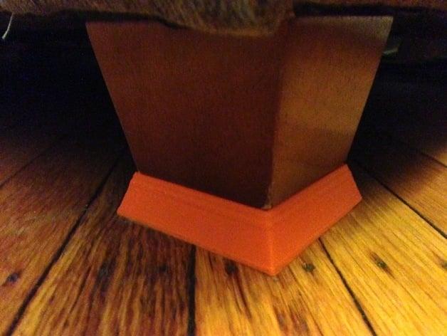 Furniture risers for sofa leg energywarden