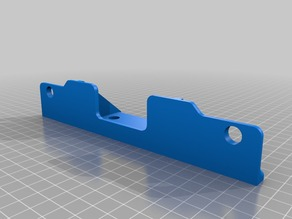 Anet A6 upgrade: Front&Back Stabilizer-Bracket's