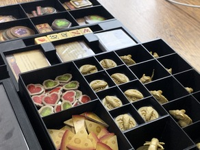 Parametric Mice and Mystics Game Insert (made with BIT)
