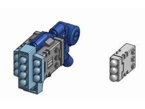Space Communist Artillery Robo Suit Rocket Pods