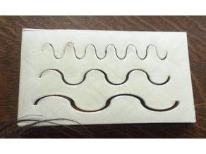 Tactile EM Waves