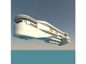 Class P Subsidized Merchant - Interstellar Transporter