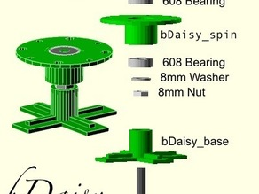 bDaisy for filament feeding