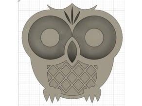 Emoji Owl