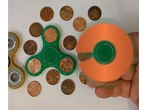 PENNY TRI SPINNER - Fidget Toy