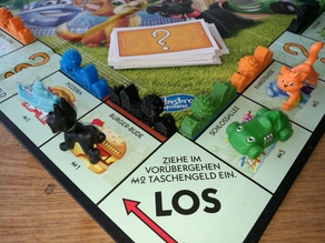 Monopoly Junior Street Marker