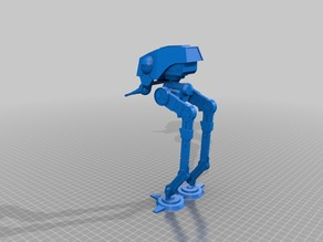 AT-DP 28mm model (star wars walker)