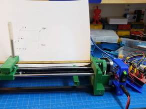 A4 Pen Plotter - Additional Parts (Servo)