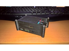 Raspberry Pi - PiCapture HD1 Case