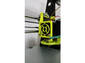 Mod for Hinge for Extruder Heatsink (Anet A8) by Kelle8