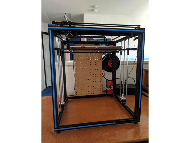 Did a bit of work on my TronXY X5S printer  - Show and Tell