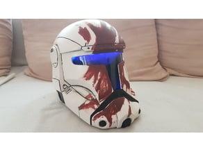 Star Wars Republic Commando Helmet 1:1 scale